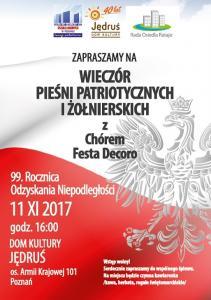 Dzień niepodległości DK Jędruś